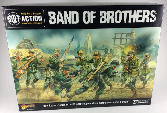 Band of Brothers by Warlord Games and Osprey Games for Bolt Action 2