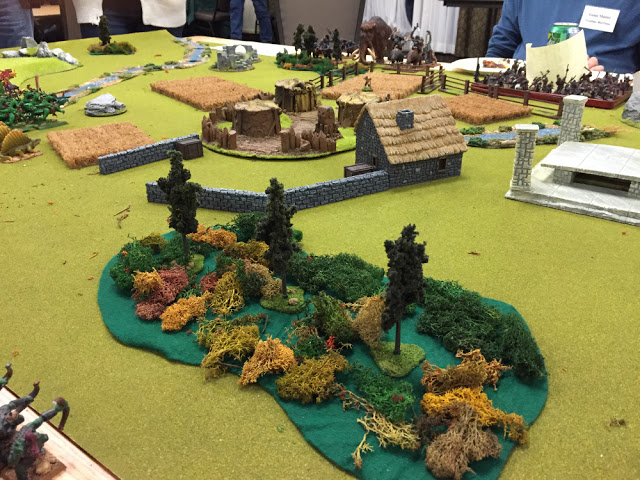 Miniature Wargame at a Convention