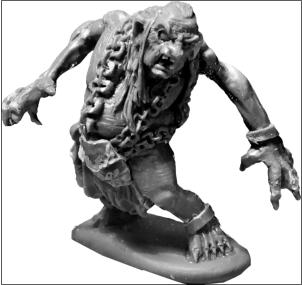 Frostgrave Failing Wretch