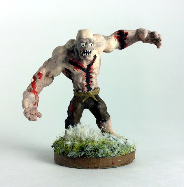 Showcase: Flesh Golem by Reaper Miniatures