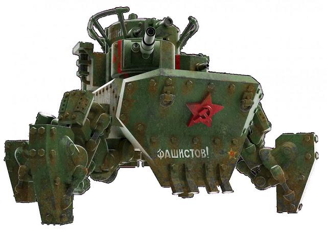 Konflikt '47 – Soviet Union Lists