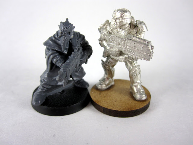 On The Paint Table – Rogue Stars
