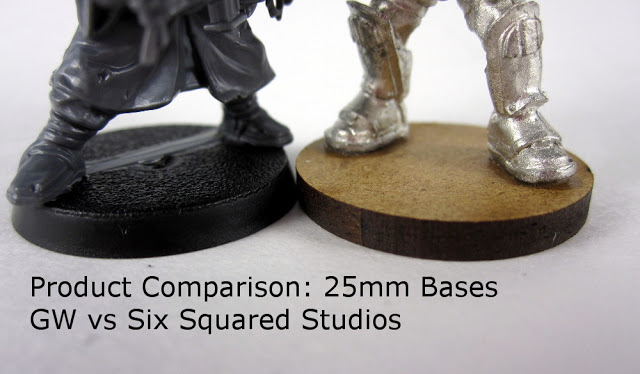 Review: Bases by 6 Squared Studios