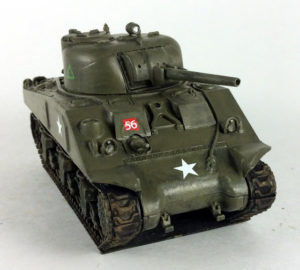 Showcase: M4 Sherman for Bolt Action