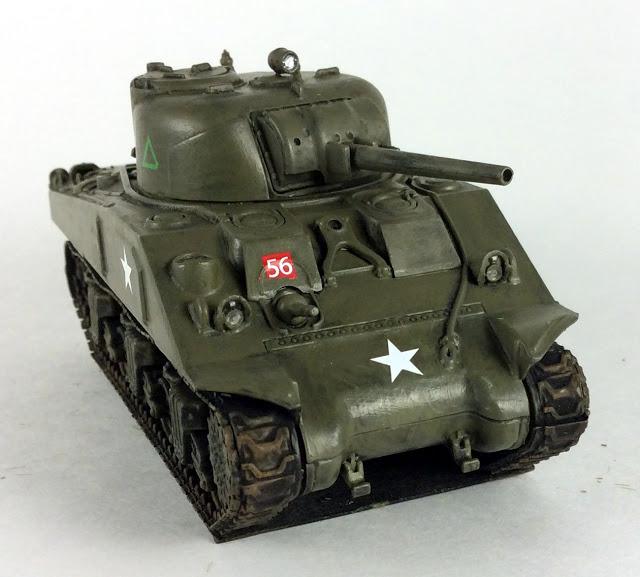 Sherman for Bolt Action or Konflikt '47
