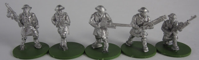 Minis by Pulp Figures