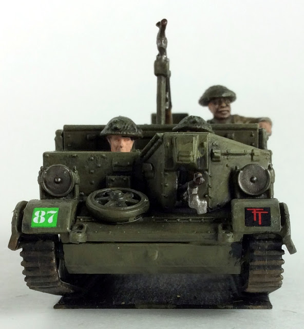 Showcase: British Universal Carrier Mk 1