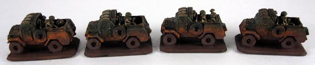 Flames of War Transport Units