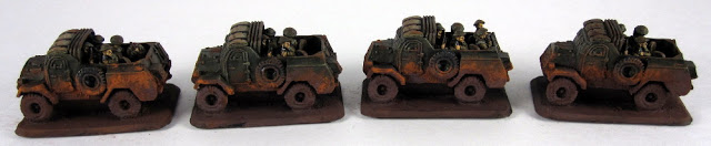 Showcase: British C15TA Armoured Truck for Flames of War