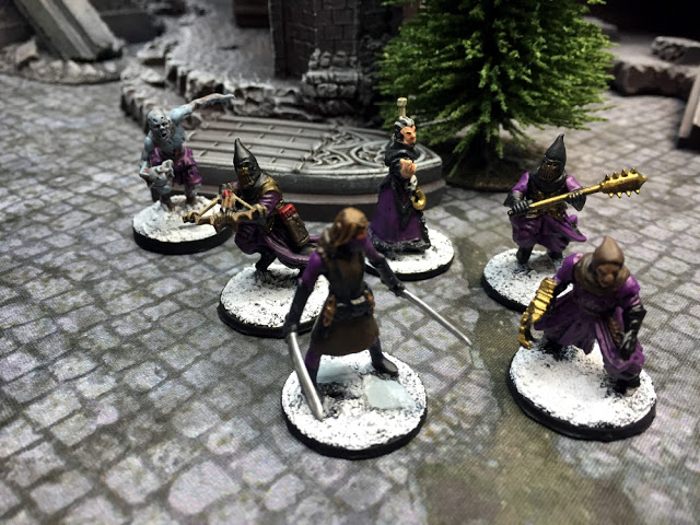 Frostgrave: Forgotten Pacts – Secrets Uncovered Battle Report