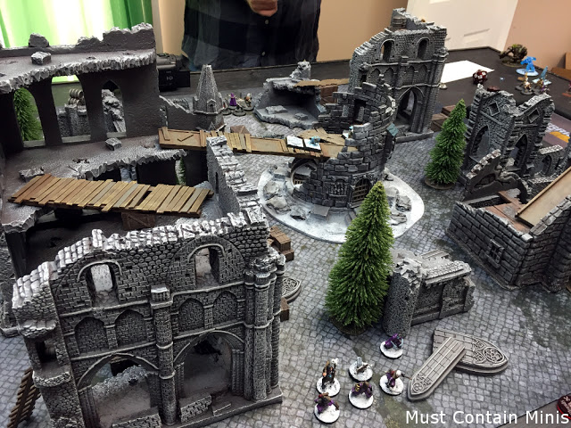 A Frostgrave After Action Report (AAR)