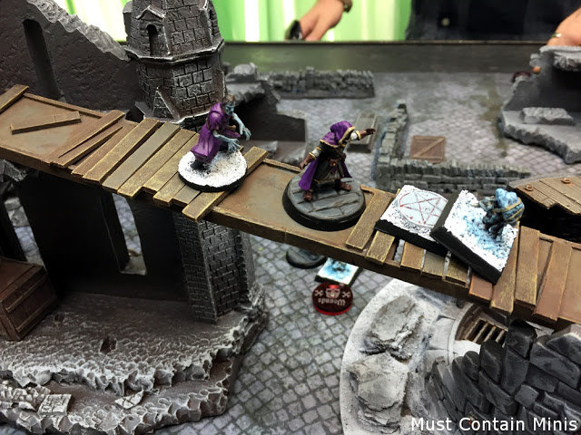 Zombie Kills Wizard!!!  Frostgrave: Forgotten Pacts – Time Rot Battle Report