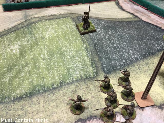 Bolt Action Battle Report - German vs British - 1000 points