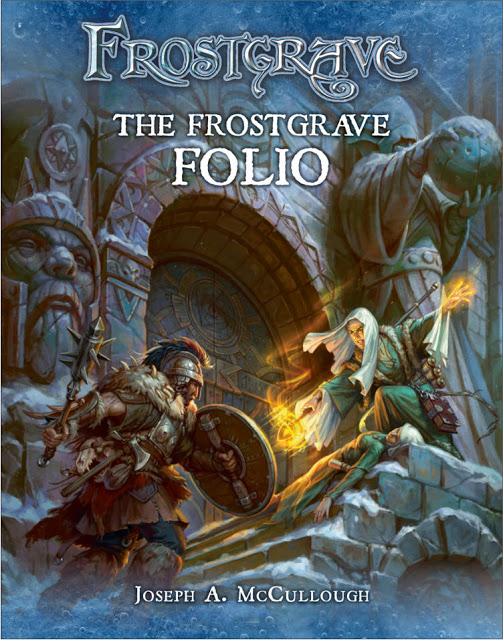 Frostgrave Folio Nickstarter