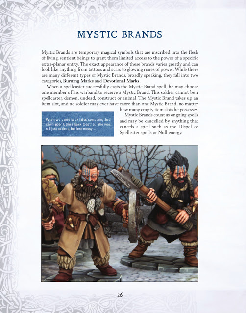 Image from Osprey Games' Forgotten Pacts book. Image used with Permission from Osprey Publishing.