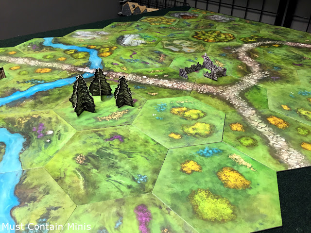 Short Review of TerraTiles Misty Moorlands
