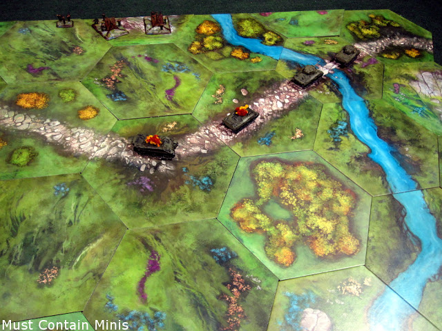 TerraTiles Review of Misty Moorlands