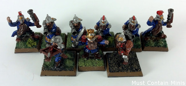 Hotlead Frostgrave Warbands – Part 1