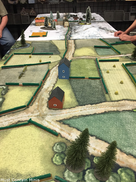 Flames of War 15mm Scenery