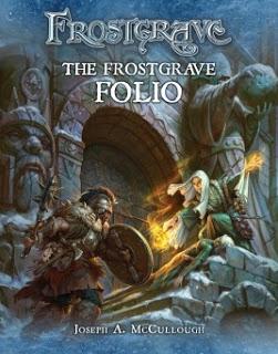 Review: The Frostgrave Folio