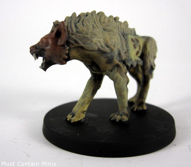 Hyena Miniature