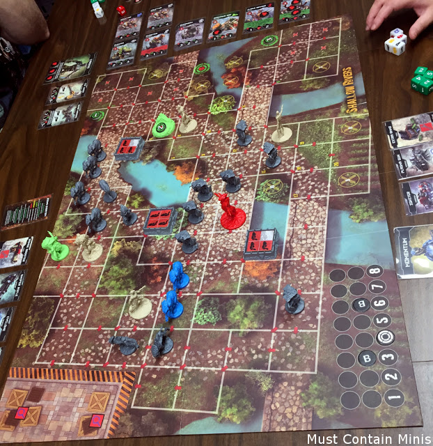 Project Elite Board Game Review