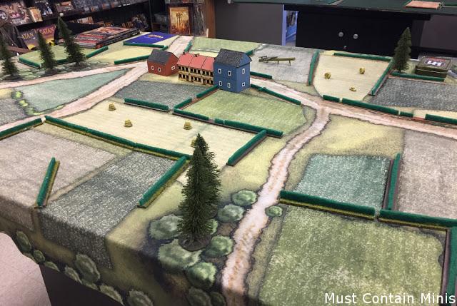 Flames of War Tournament: Battle Report 2 [February 2017]