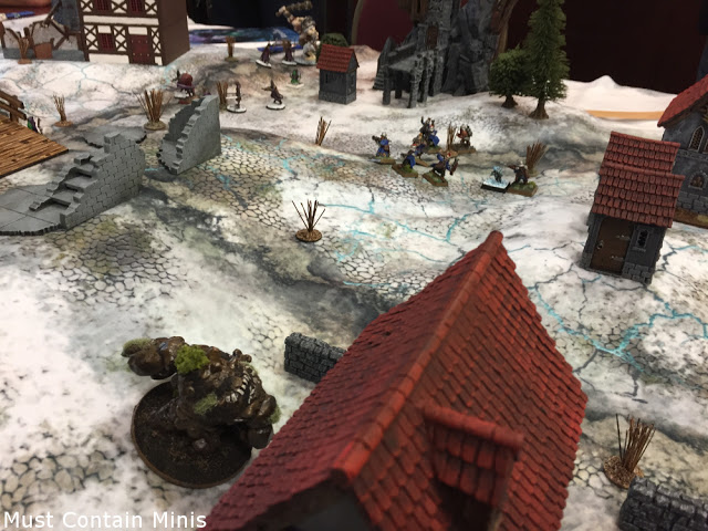 Convention game of Frostgrave - Forgotten Pacts