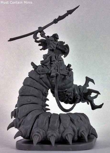 Runewars Miniatures Game Carrion Lancer