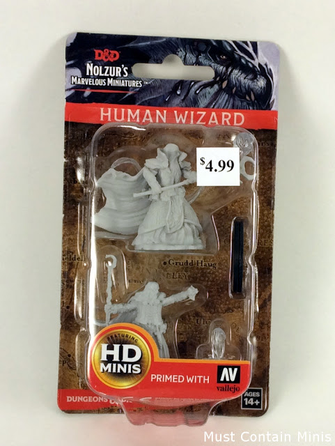 Wiz-Kids has some great packaging on this minis