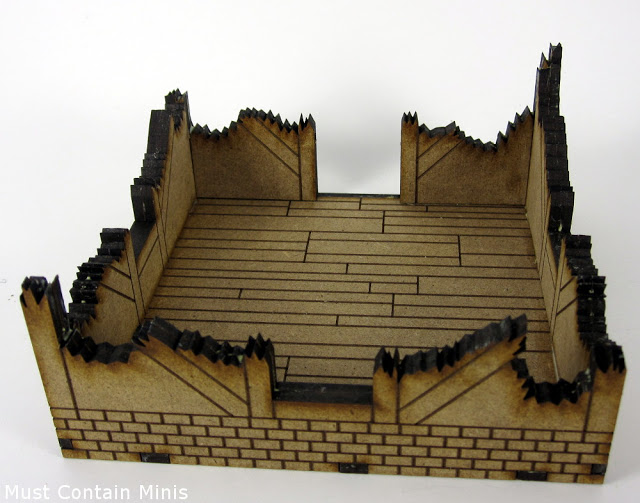 An MDF Terrain Review for 28mm gaming