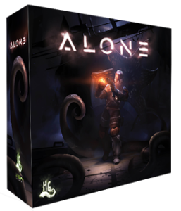Alone by Horrible Games (Kickstarter)