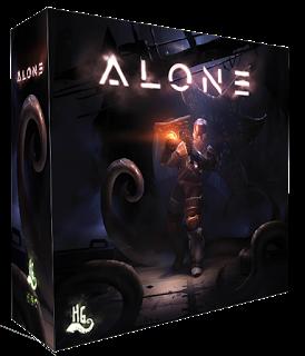 Alone by Horrible Games (Kickstarter)