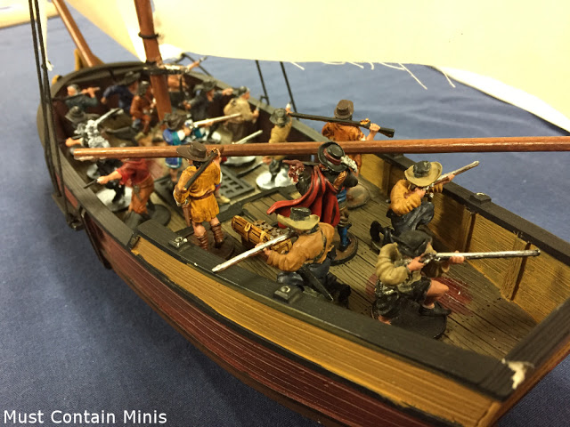 Convention Report: Broadsword 3