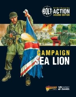 Bolt Action: Campaign Sea Lion – Review