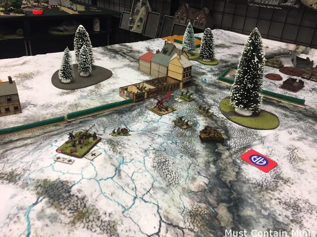 Flames of War Tournament: Battle Report 3 [February 2017]