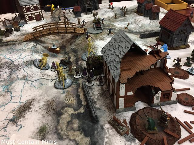 Excellent Frostgrave Tabletop Terrain