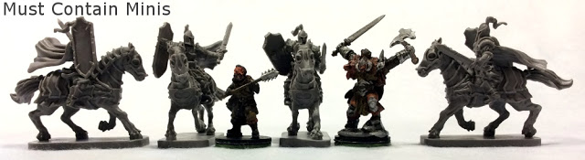 Size Comparison... Reaper to North Star to Runewars