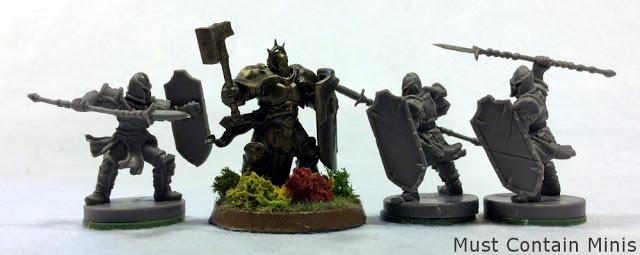 Scale Comparison Runewars to GW