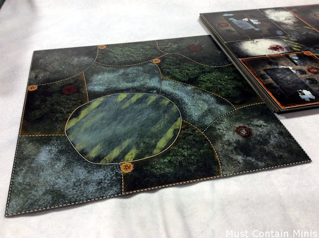 Unboxing the Fireteam Zero Board Game by Emergent Games
