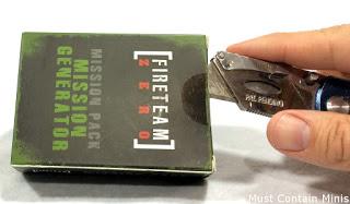 Fireteam Zero Mission pack expansion
