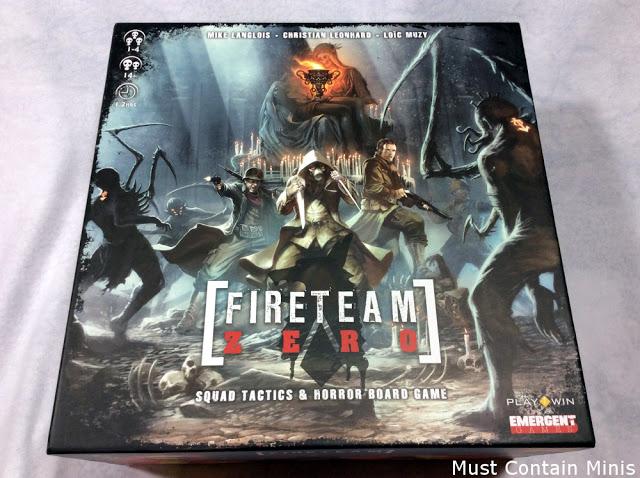 Unboxing Fireteam Zero