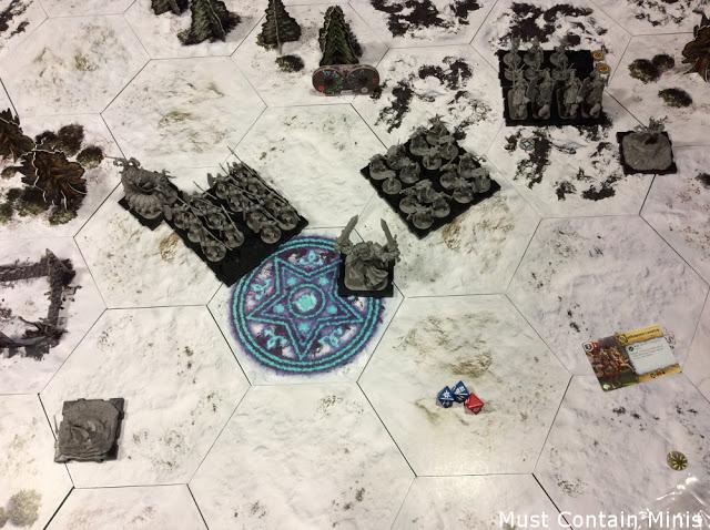 Using TerraTiles by RAINN Studios for Runewars by Fantasy Flight games