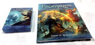 Ulterior Motives vs Frostgrave Core Rule Book