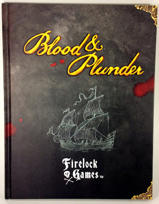 Review of Blood & Plunder by Firelock Games