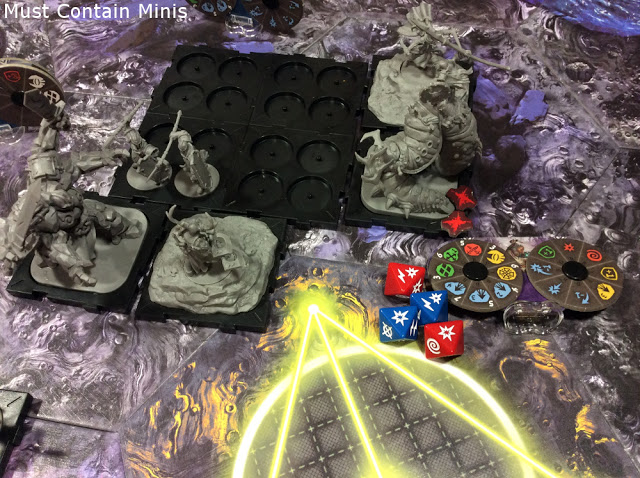 Waiqar vs Daqan Battle Report