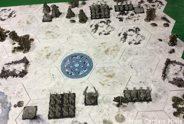 Link to a Runewars Battle Report (AAR)