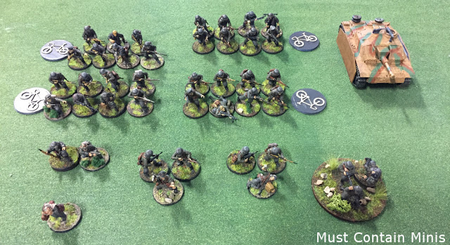 German Army for Bolt Action