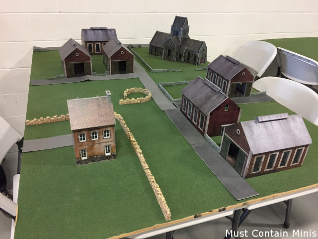 Bolt Action Table Terrain