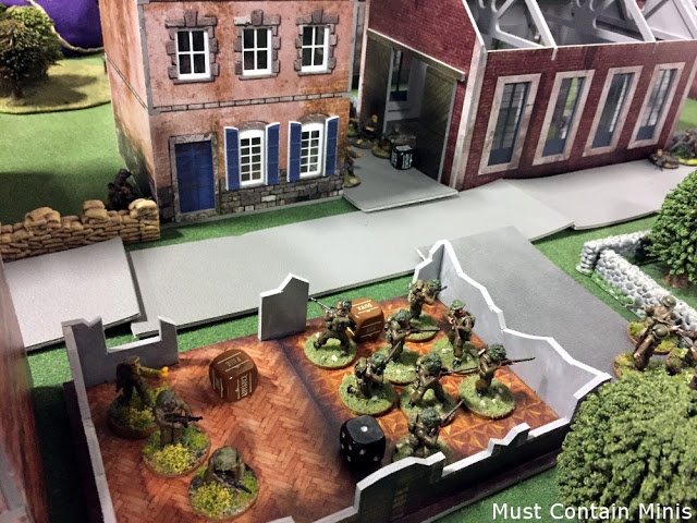 "Battle Report: Sea Lion ""Capture a Port"" (A Bolt Action AAR)"